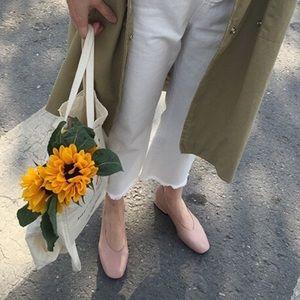 Vintage style Nude Pink Heels
